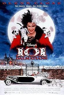 101 Dalmatians 1996 film poster