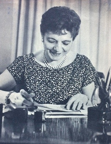 Laura Z. Hobson photo from First Papers