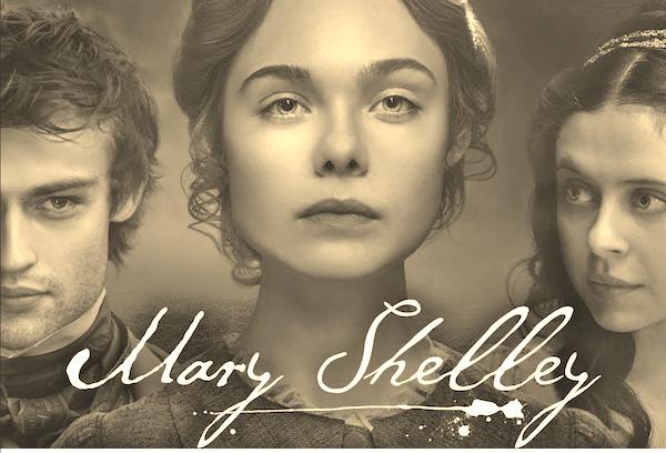 Mary Shelley (2018) film
