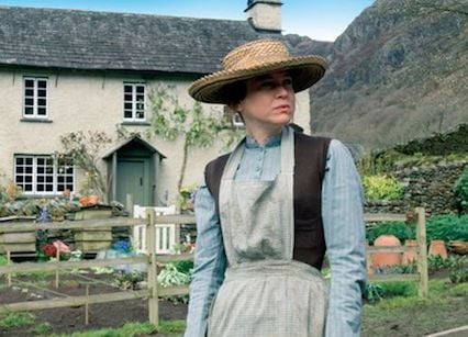 Miss Potter movie starring Renee Zellweger