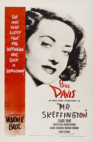 Mr. Skeffington movie poster 1944