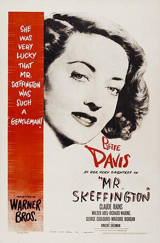 Mr. Skeffington movie poster 1944