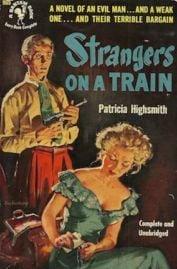 Strangers on a Train (1950) novel cover