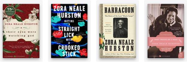 Zora Neale Hurston Books