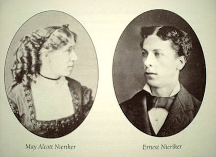 May alcott and ernest nieriker
