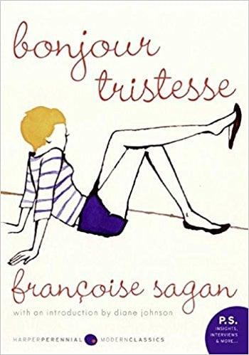 Bonjour Tristesse cover