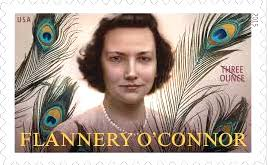 Flannery O'Connor stamp