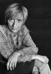 Francoise Sagan older