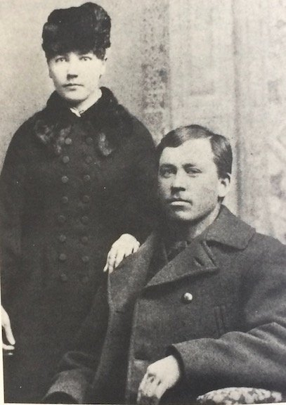 Laura and Almanzo Wilder