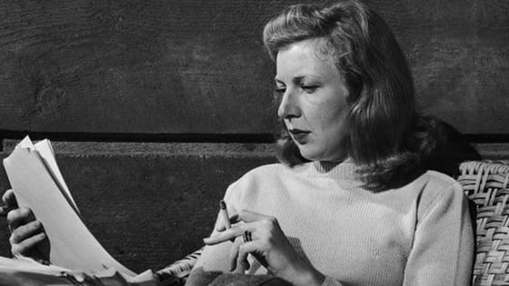 Martha Gellhorn, war correspondent