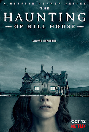 The Haunting of Hill House on Netflix
