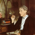 Quotes on Living and Writing by Virginia Woolf