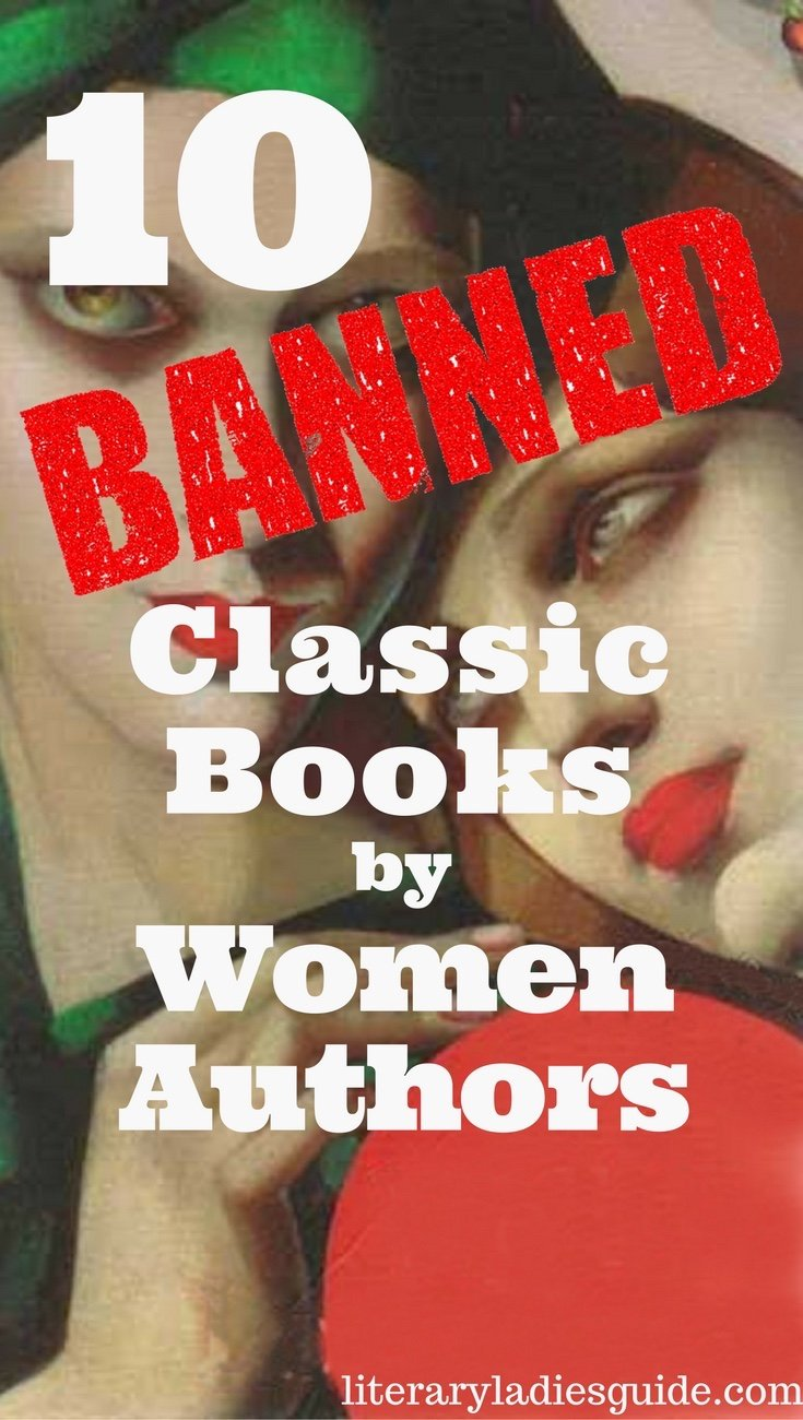 10 banned and challenged classic books by women authors