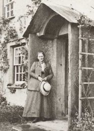 Beatrix Potter at Hill Top House
