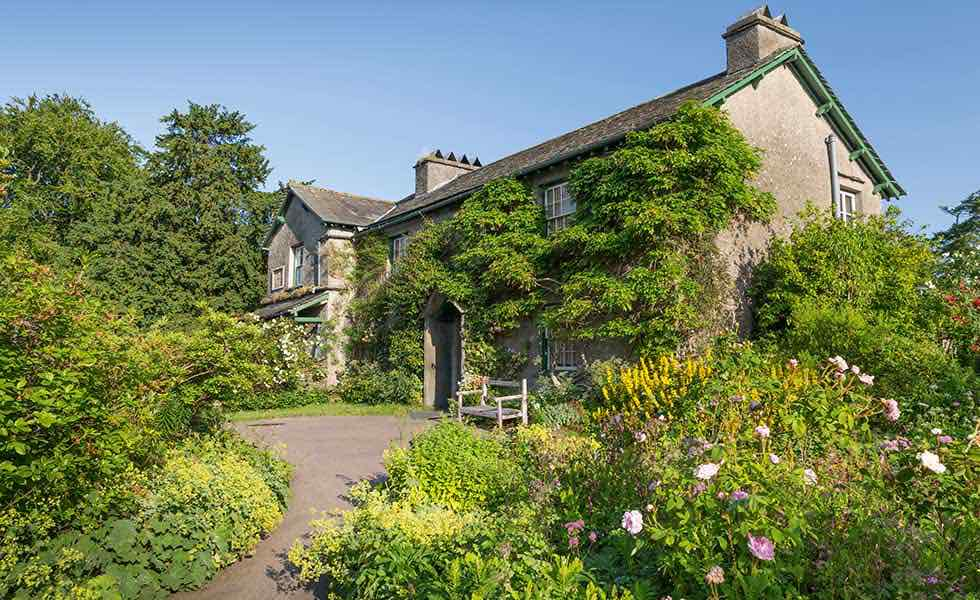 Beatrix Potter's Hill Top House, Cumbria