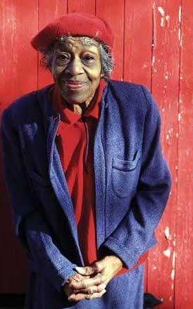 Dorothy West in Oak Bluffs