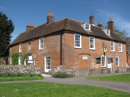 Jane Austen's House Museum, Chawton, UK