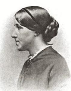 Louisa May Alcott 1862