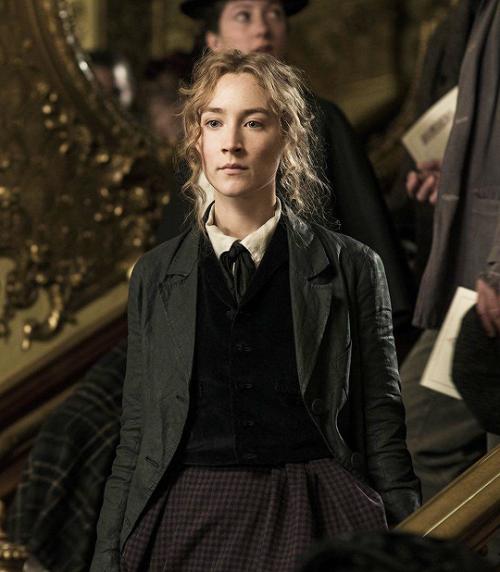 Saoirse Ronan as Jo March in Little Women (2019)