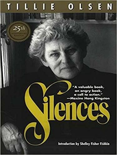Silences by Tillie Olsen