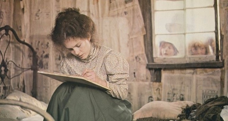 Still from My Brilliant Career starring Judy Davis
