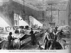 Union Hotel hospital Civil War