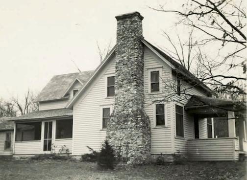 Laura Ingalls Wilder Farmhouse at Rocky Ridge Farm
