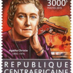 Agatha Christie Postage Stamps, 1996 – 2016
