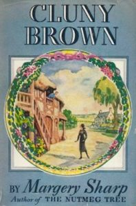 Cluny Brown by Margery Sharp