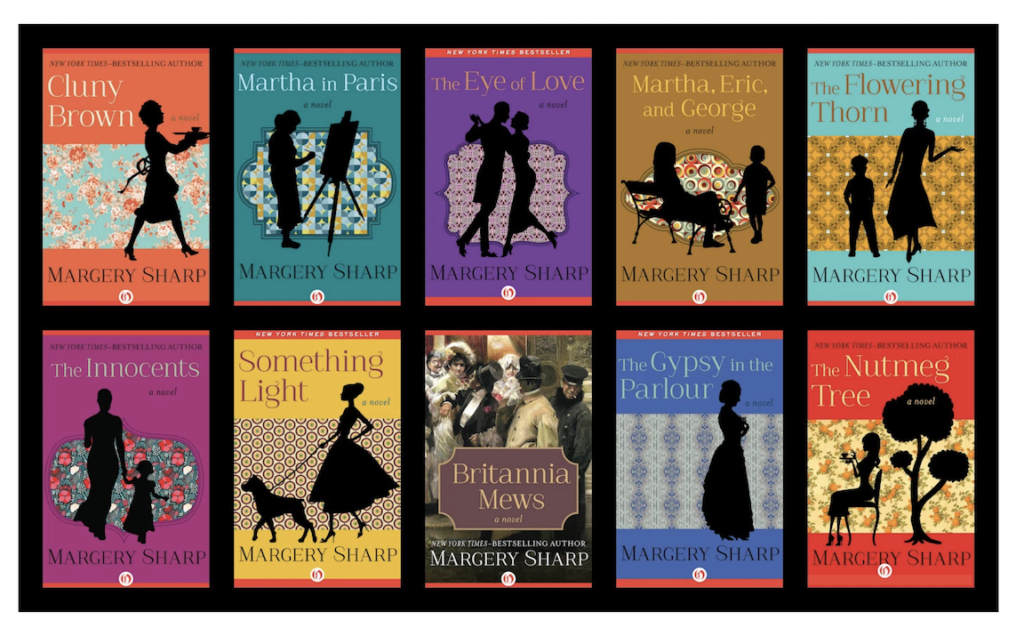 Margery Sharp e-books