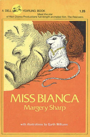Miss Bianca by Margery Sharp