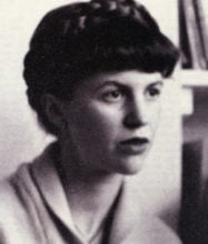 Poet Sylvia Plath