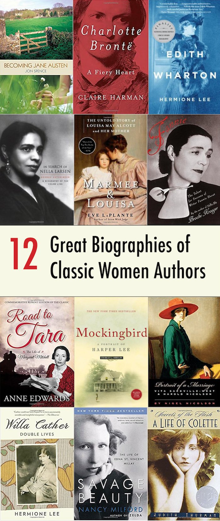 2 Biographies of women authors