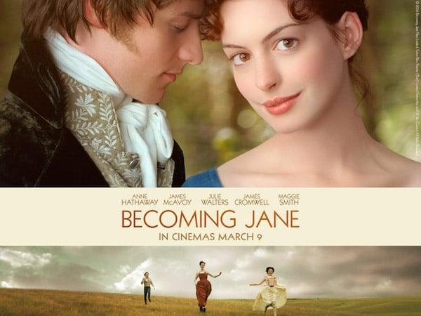 Becoming Jane 2007 film
