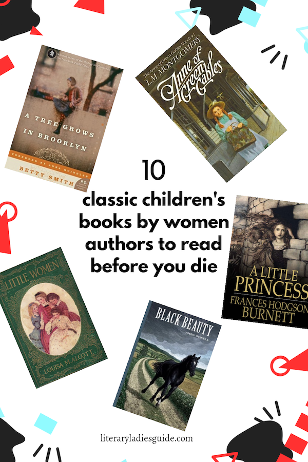 Classic children's books by women authors