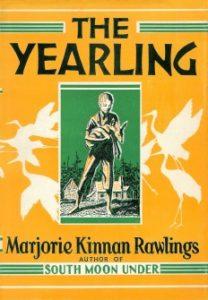 The Yearling by Marjorie Kinnan Rawlings (1938)