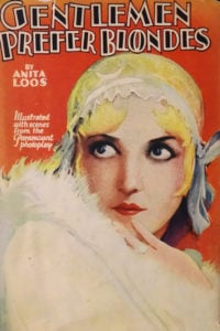 Gentleman Prefer Blondes by Anita Loos cover