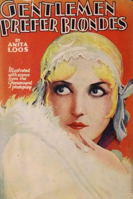 Gentleman Prefer Blondes by Anita Loos cover