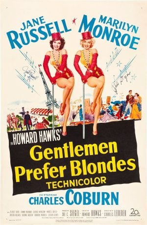 Gentlemen_Prefer_Blondes 1953 film