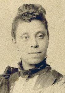 Gertrude Bustill Mossell c1890