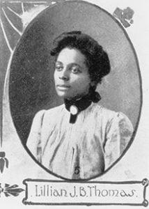 Lillian Thomas Fox