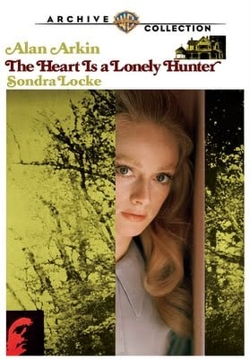 The Heart is a lonely hunter movie poster