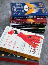 new editions of the parable series by Octavia E Butler