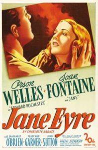 Jane Eyre 1943 film poster