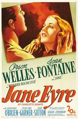 Jane Eyre 1943 film poster