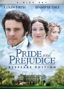 Pride and Prejudice 1995 miniseries