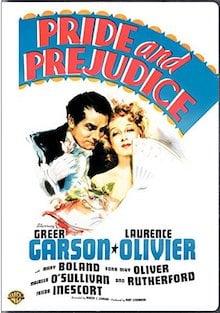 Pride and Prejudice film 1940