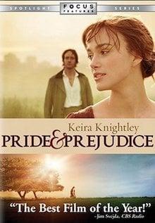 Pride and Prejudice film 2005