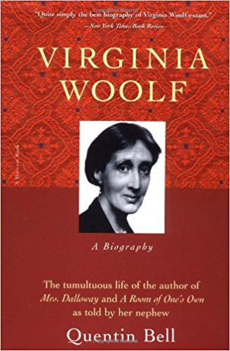 Virginia Woolf - a biography by Quentin Bell