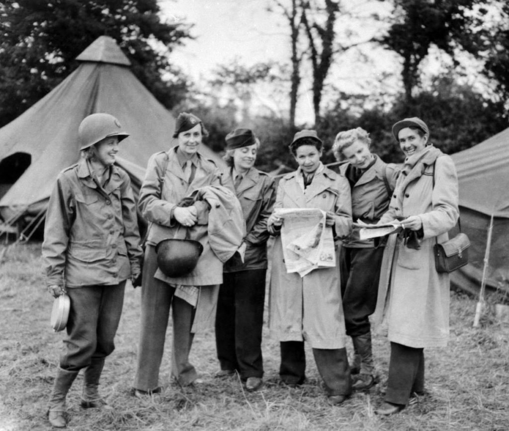 World War II Female War Journalists